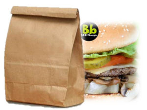 brown bag and boomburgers