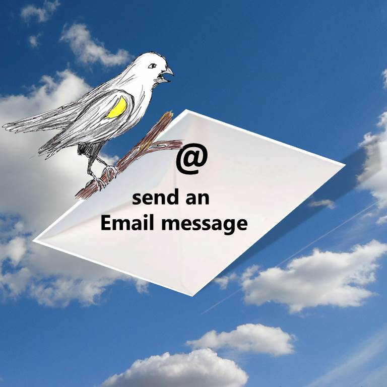 email message 2